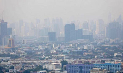 59 areas see excessive PM 2.5 dust in Bangkok today | The Thaiger