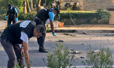8 people injured, including school children, in Songkhla bomb attack | Thaiger