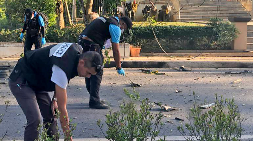 8 people injured, including school children, in Songkhla bomb attack | The Thaiger