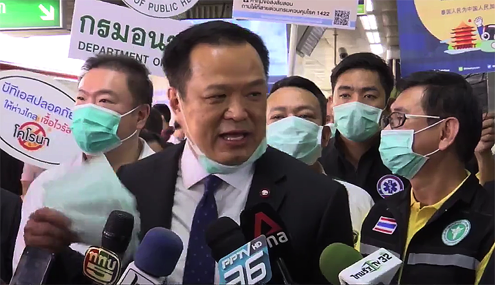 Kick foreigners, not wearing face-masks, out of Thailand – Minister | Thaiger
