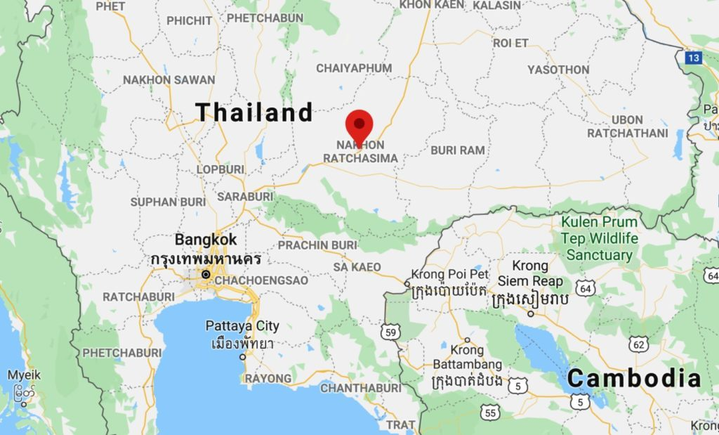 UPDATE: Thai army shooter shot his commander before going on Korat rampage | News by Thaiger