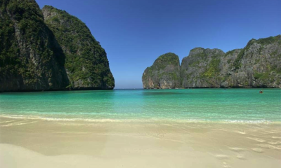 "Work on Maya Bay jetty nearly complete, but officials say, ""not yet"" to re-opening 
