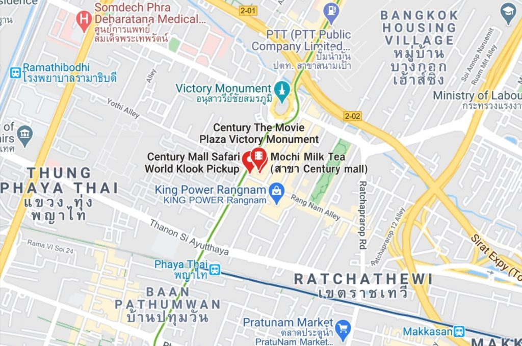 Gunman allegedly shoots and kills ex-wife at mall in Bangkok, another injured | News by The Thaiger