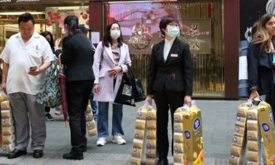 Hong Kong police on a roll as third suspect in toilet paper heist flushed out | The Thaiger