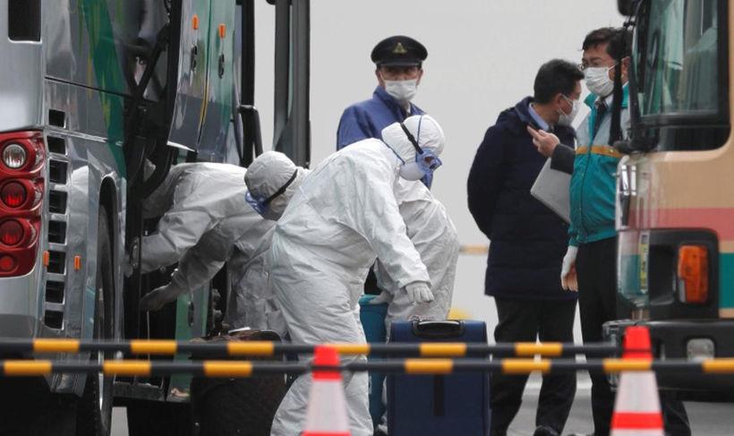 Two passengers of virus-hit cruise ship die in Japan | Thaiger