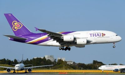 Thai Airways starts to trim back schedules due to loss of demand | The Thaiger