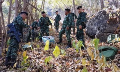 Soldiers seize 100 kilograms of crystal meth in Chiang Mai | The Thaiger