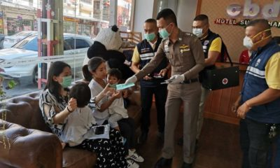 Health officials now checking Chinese tourists in Phuket hotels | Thaiger