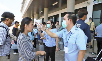 New coronavirus case brings Thailand total to 35 | The Thaiger