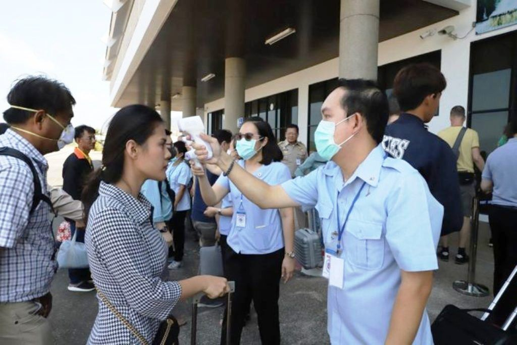 Health officials now checking Chinese tourists in Phuket hotels | News by Thaiger