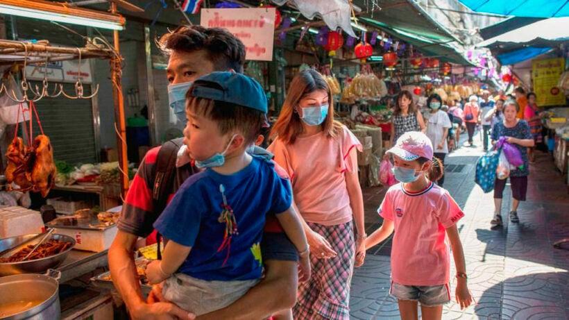 Thai Health: Don't panic, coronavirus isn't airborne | Thaiger