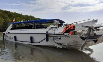 Thai Marine chief visits Phuket, bans boat captains, two Russian children dead | The Thaiger