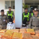 Police chase, arrest two women with 300 kilograms of compressed marijuana | The Thaiger