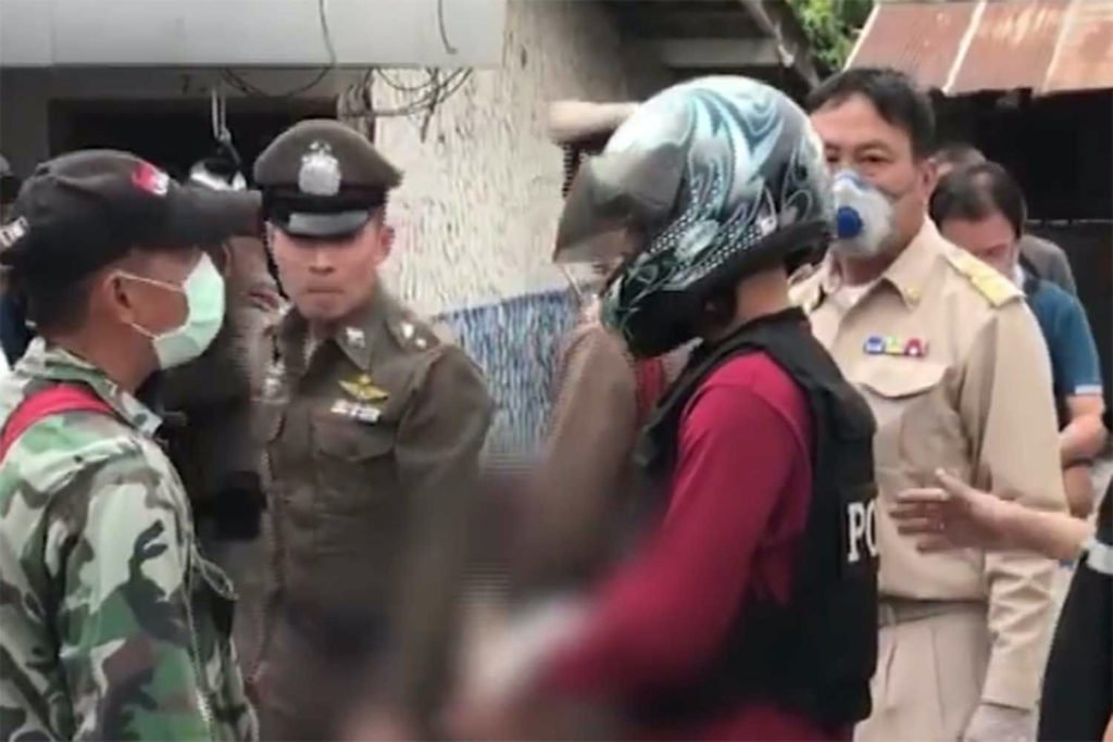 Chiang Rai village leader kills and cuts up his mother after raping daughter | News by Thaiger