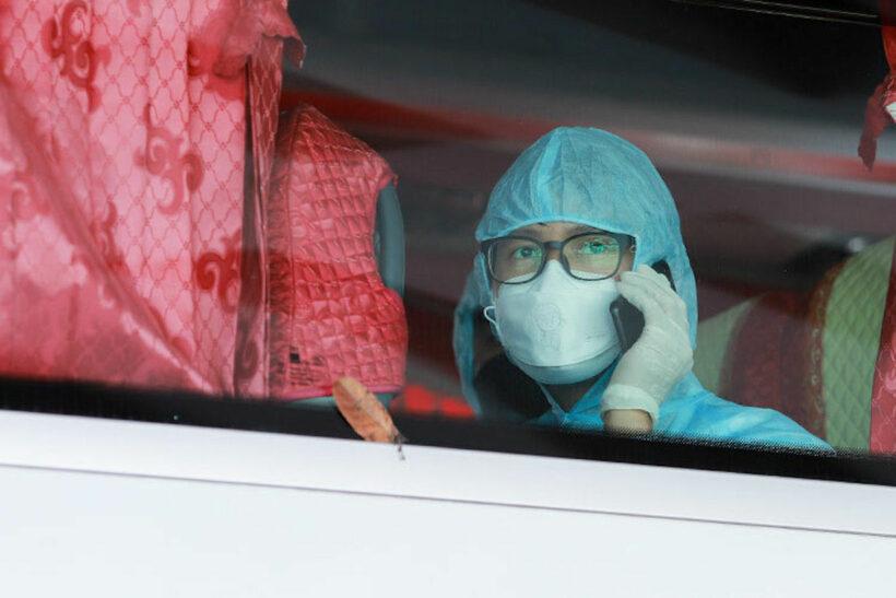 Đà Nẵng: Du khách Hàn Quốc không muốn vào khu cách ly virus corona   The Thaiger
