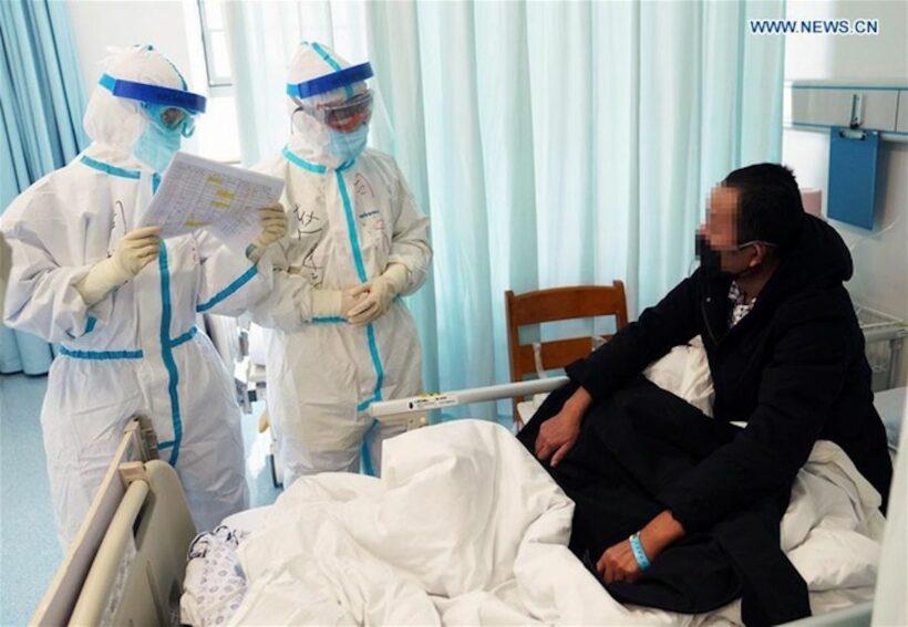 Chuyên gia Trung Quốc cảnh báo bệnh nhân khỏi bệnh vẫn có khả năng truyền virus corona | Thaiger