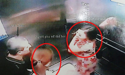 TP. HCM: Clip nghi 2 người phụ nữ trộm 600 triệu của người nước ngoài ở chung cư | The Thaiger