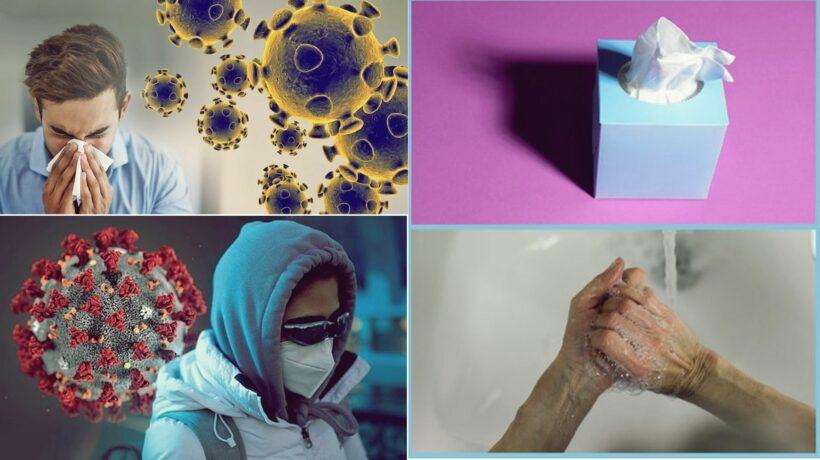 Update: Nhận biết 3 triệu chứng và 4 tips phòng tránh viêm phổi do virus corona (Covid-19) | The Thaiger