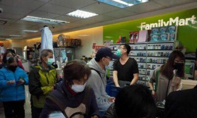 Đài Loan có 56 người chết vì cúm H1N1 | The Thaiger