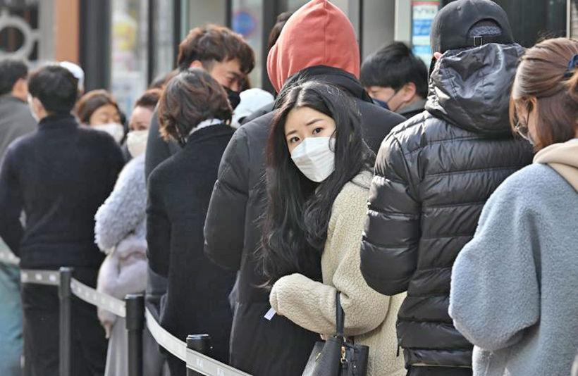 South Korea virus cases skyrocket, approaching 3000 | The Thaiger