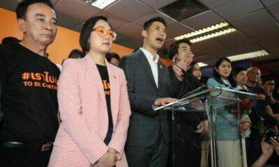 US embassy, Amnesty International oppose Future Forward dissolution decision | The Thaiger