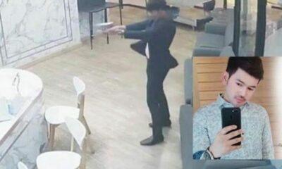 Nổ súng trả thù tình tại trung tâm thương mại Thái Lan | Thaiger