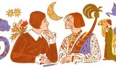 Google Doodle vinh danh Else Lasker-Schüler   The Thaiger