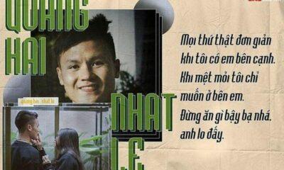 Quang Hải tái hợp Nhật Lê sau khi đường ai nấy đi | The Thaiger