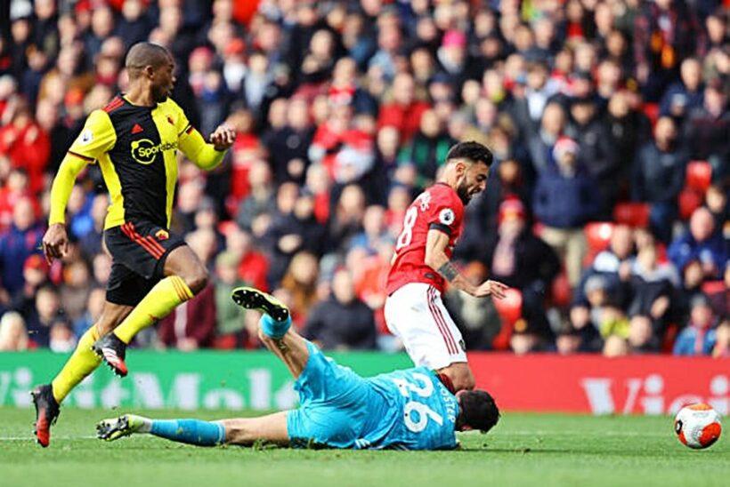 Highlight, Kết quả trận MU vs Watford: Bruno Fernandes rực sáng, Quỷ đỏ thắng tưng bừng | News by Thaiger