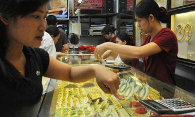 Giá vàng tăng vọt gần ngày vía Thần Tài | The Thaiger