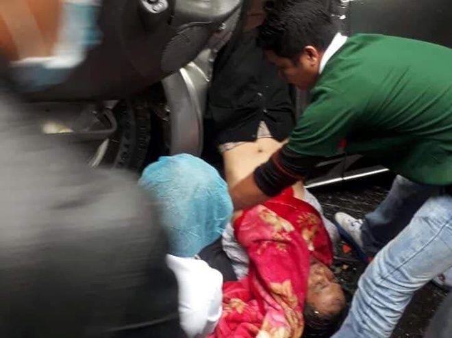 Thừa Thiên - Huế: Tai nạn liên hoàn giữa 2 ôtô và xe đầu kéo khiến 1 người chết, 6 người bị thương   News by Thaiger