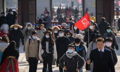 Hàn Quốc có số ca nhiễm virus nCoV tăng đột biến | The Thaiger