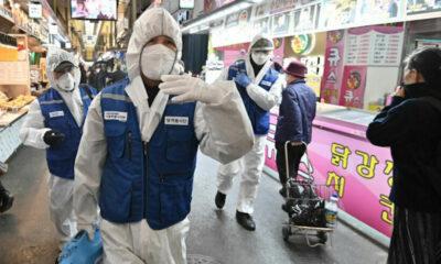 Hơn chục nước hạn chế công dân Hàn Quốc vì lo ngại virus corona | The Thaiger