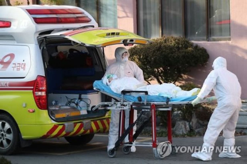 Bệnh nhân nhiễm virus corona ở Daegu Hàn Quốc chết tại nhà vì thiếu giường bệnh   Thaiger