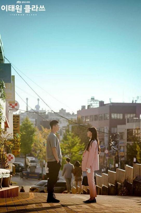 Mãn nhãn với khu phố trong phim Itaewon Class của Park Seo Joon nhưng rất ít người Hàn muốn đến | News by Thaiger