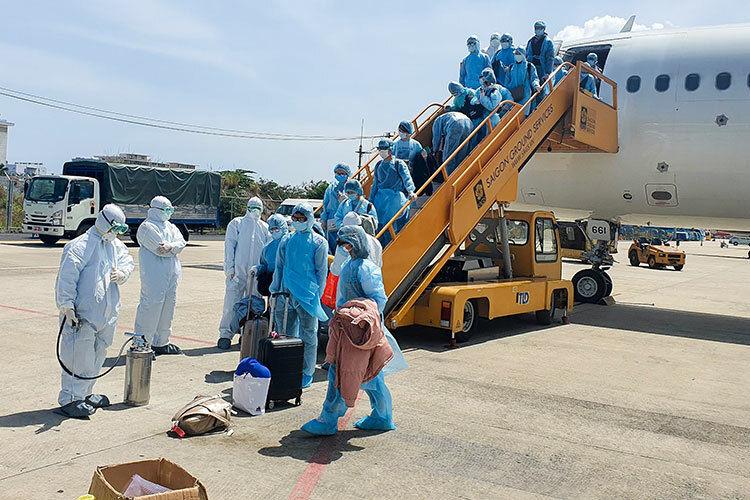 Đà Nẵng: Du khách Hàn Quốc không muốn vào khu cách ly virus corona | News by Thaiger