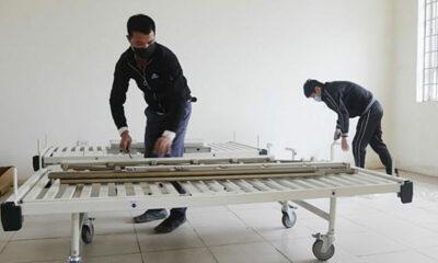 Vĩnh Phúc: Lập bệnh viện dã chiến 300 giường giữa dịch corona   The Thaiger
