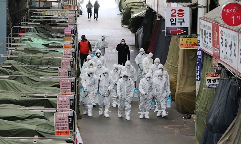 Hàng trăm người nhiễm Virus Corona – Hàn Quốc cảnh báo nCoV ở mức cao nhất | Thaiger