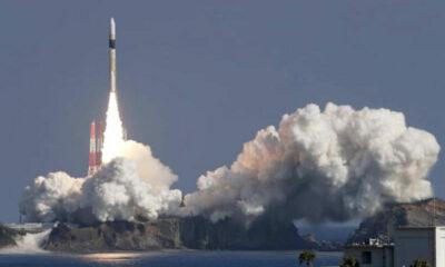 Nhật phóng vệ tinh vì các cơ sở tên lửa của Triều Tiên   The Thaiger