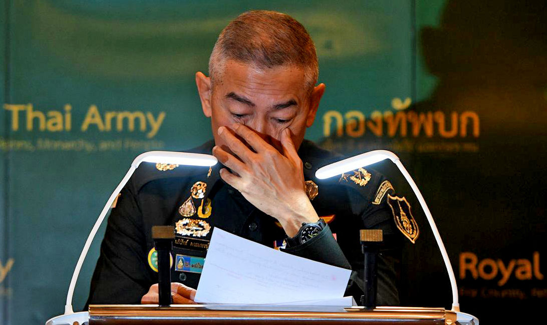 Thai Army chief promises overhaul of army business involvement and practices | Thaiger