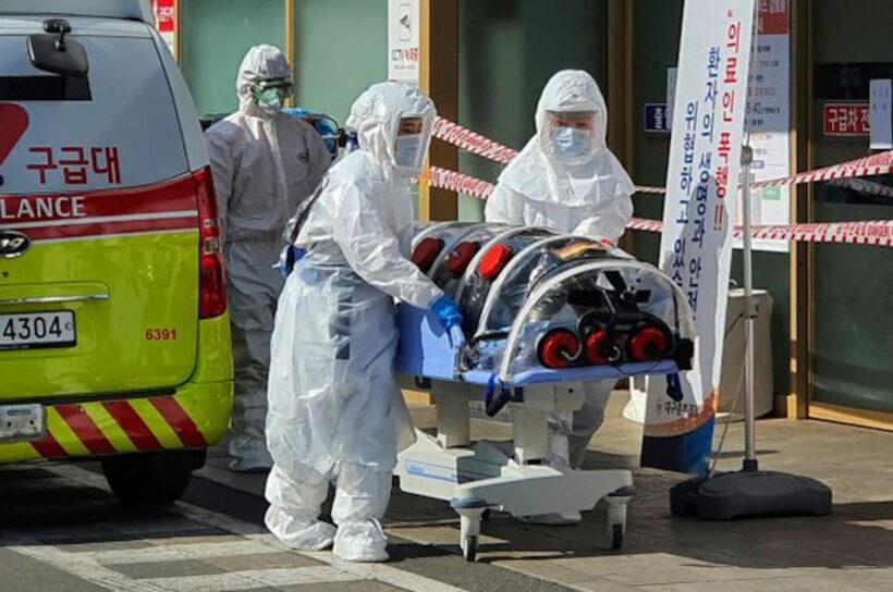 Hàn Quốc thêm 142 ca nhiễm virus corona, thủ tướng thừa nhận thất bại | Thaiger