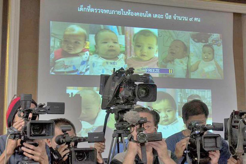 """2 more suspects arrested in """"wombs-for-hire"""" scandal   Thaiger"""