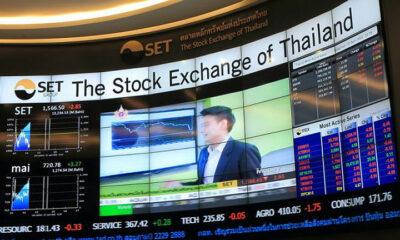 Thai stocks plummet nearly 4% in Monday SET trading | Thaiger
