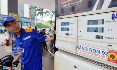Giá xăng giảm mạnh ngày Valentine | Thaiger