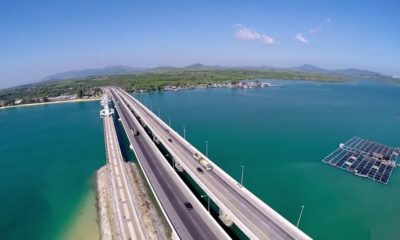 Fortress Phuket. The island closes off Sarasin Bridge and boating traffic, except supplies | Thaiger