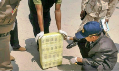 100 kilograms of crystal meth wash ashore in Thailand's southeast | The Thaiger
