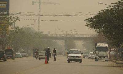 Chiang Mai gets world podium positions two days in a row, for air pollution | The Thaiger