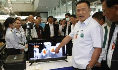 Thai health minister has a slash at 'dirty farang' | The Thaiger
