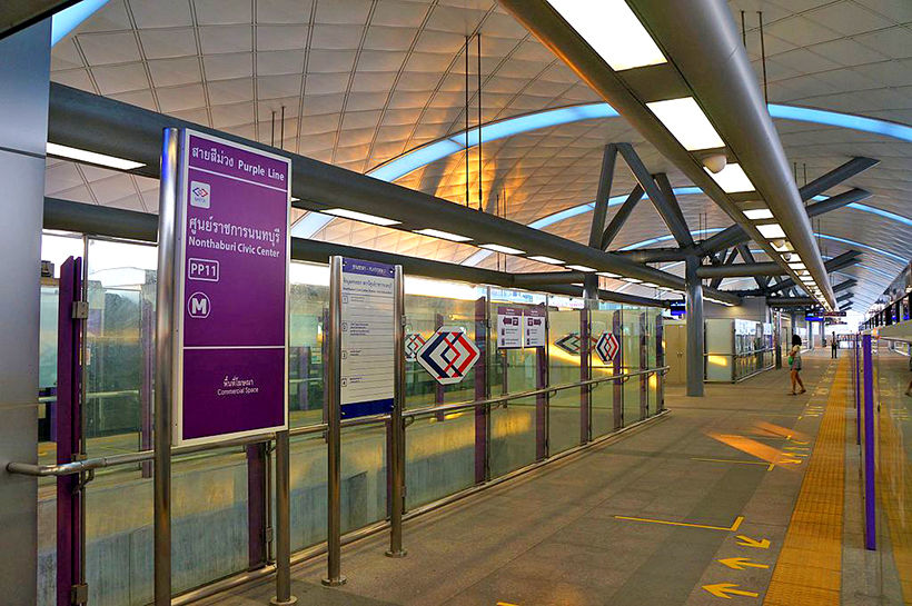 One MRT station closed after confirmed Covid-19 case   News by Thaiger