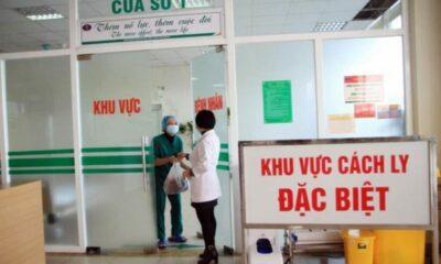 Cập nhật COVID-19 tại Việt Nam (Sáng 31/3): 'Bệnh nhân 204' là bé trai 10 tuổi | The Thaiger